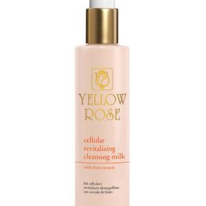 YELLOW ROSE Cellular Revitalizing Cleansing Milk, 200ml
