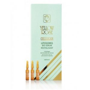 YELLOW ROSE Cellular Liposomes Bio-Serum Revitalisant, 3ml