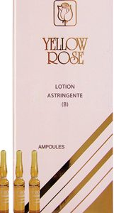 YELLOW ROSE lotion astringente (B), 3ml