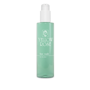 YELLOW ROSE Face Wash for Oily Skin, 200ml