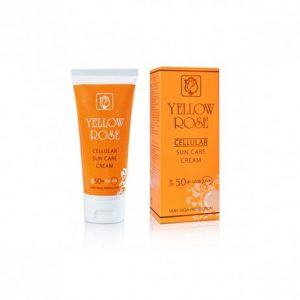 YELLOW ROSE Cellular Sun Care Cream SPF 50+, 50ml