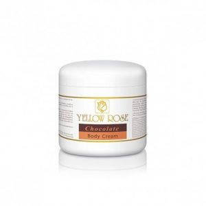YELLOW ROSE Chocolate Body Cream, 250ml