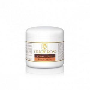 YELLOW ROSE Chocolate Body Cream, 250ml