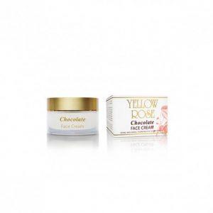 YELLOW ROSE Chocolate Face Cream, 50ml