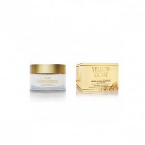 YELLOW ROSE Creme Hydro-Nutritive Aux Ceramides, 50ml
