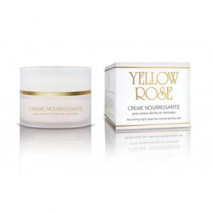 YELLOW ROSE Creme Nourrissante, 50ml