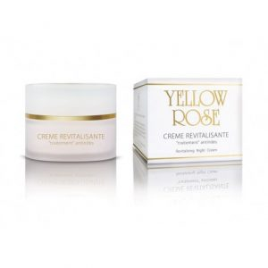 YELLOW ROSE Creme Revitalizante, 50ml