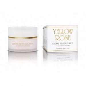 YELLOW ROSE Creme Revitalizante, 50ml