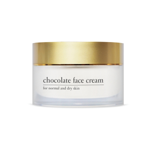 YELLOW ROSE Chocolate Face Cream, 50ml