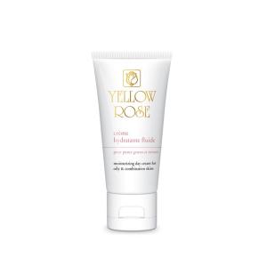 YELLOW ROSE Crème Hydratante Fluide, 50ml