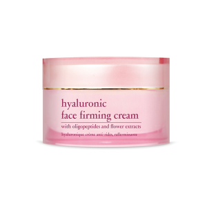 YELLOW ROSE Hyaluronic Face Firming Cream, 50ml