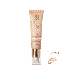 YELLOW ROSE  Hydrocellular CC Cream (nude), 30ml
