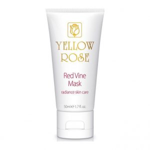 YELLOW ROSE Red Vine Mask, 50ml