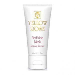 YELLOW ROSE Red Vine Mask, 50ml