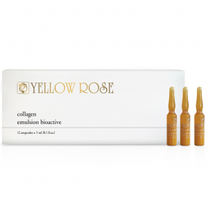 Yellow Rose Collagen Emulsion Bioactive, 3ml x 12