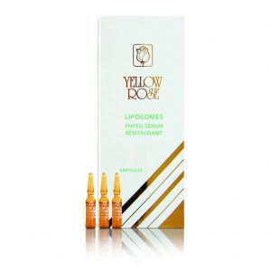 Yellow Rose Liposome Phyto-Serum Revitalisant, 3ml x 12