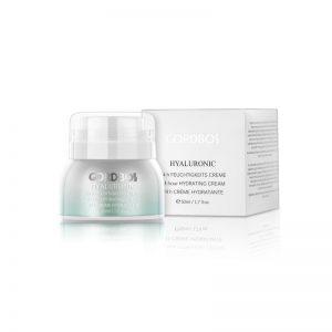 Drėkinamasis veido kremas su hialuronu – hyaluronic 24 hour cream, 50ml