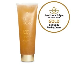 YELLOW ROSE <br /> Anticeliulitinis gelis – ginger body gel, 250ml